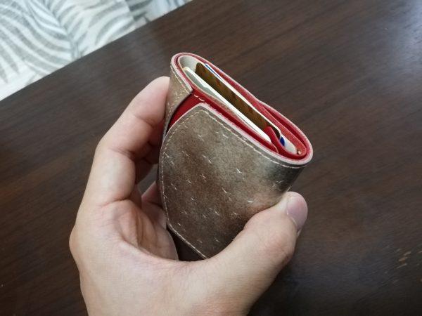話題の極小財布「小さいふ。」を購入レポ!小さいのに使いやすくておすすめ!