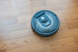 お掃除ロボットに学ぶAIの